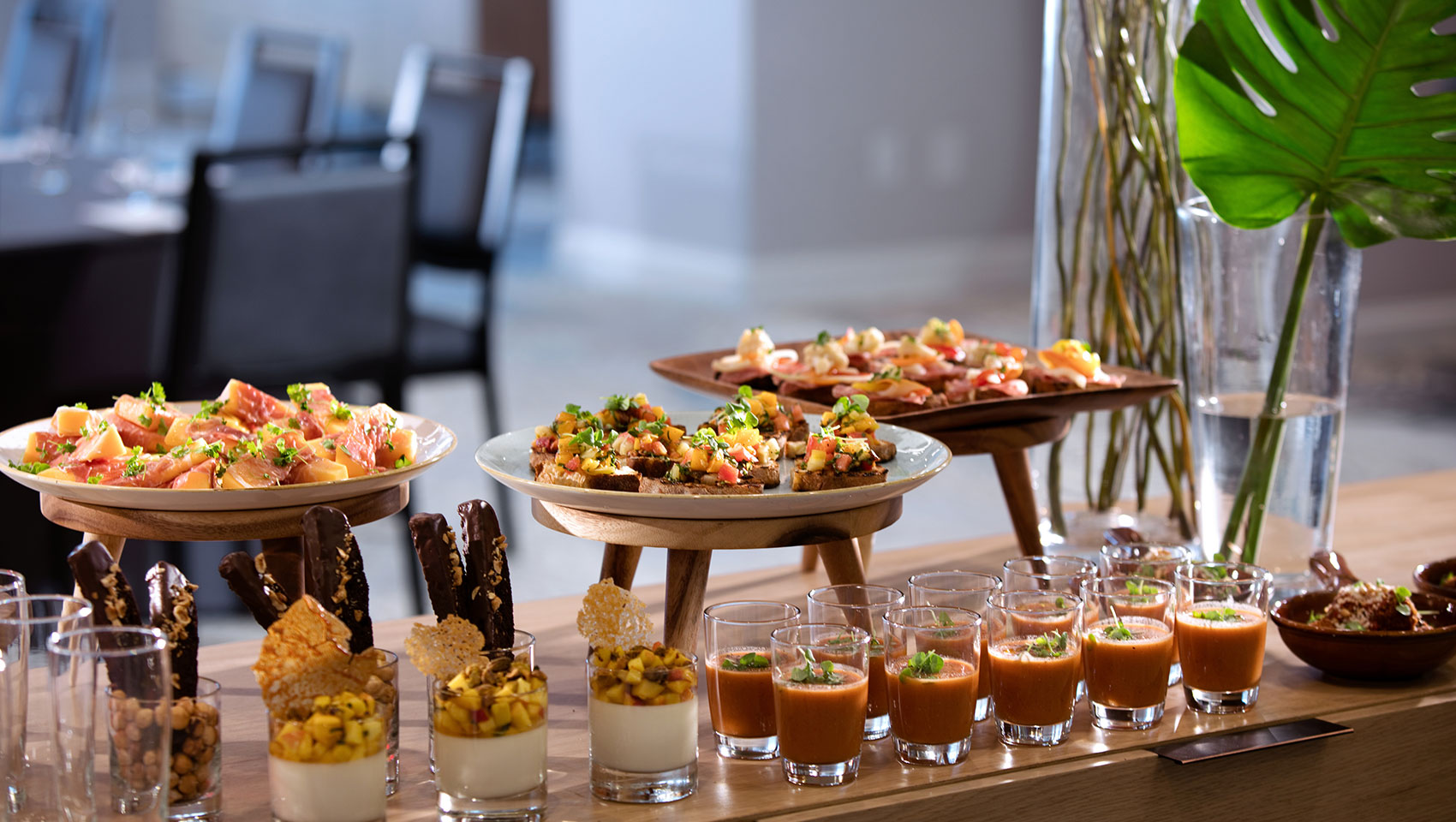 Kimpton Schofield Hotel Catering