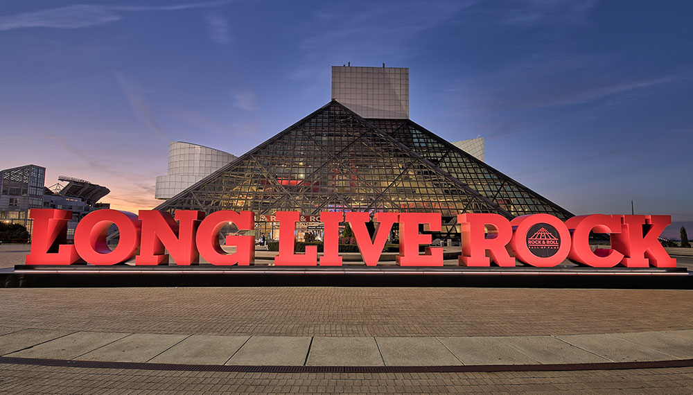 Rock & Roll Hall of Fame, Cleveland