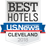 US News Best Hotels Cleveland 2018