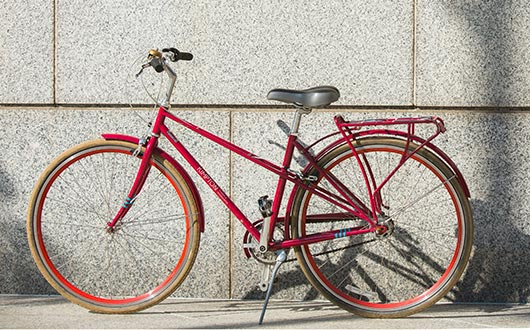 Kimpton public bicycle